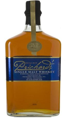 Prichards Whiskey Single Malt